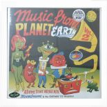 "10""  ✦✦ MUSIC FROM PLANET EARTH Vol.2 ✦✦ Aliens, Teenie Weenie Men, Moonbeams!!"